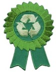 green patch_ribbon_recycle