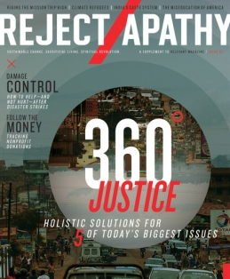Reject Apathy