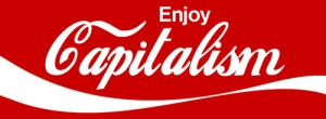 EnjoyCapitalismSticker