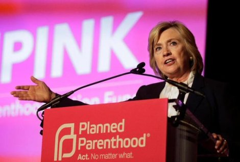 hillaryclinton planned parenthood