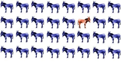 pro life dem donkeys